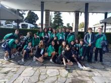 Alumnos en Gandarío