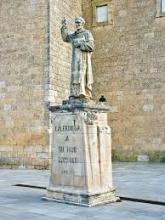 Imagen de Santo Domingo en Caleruega